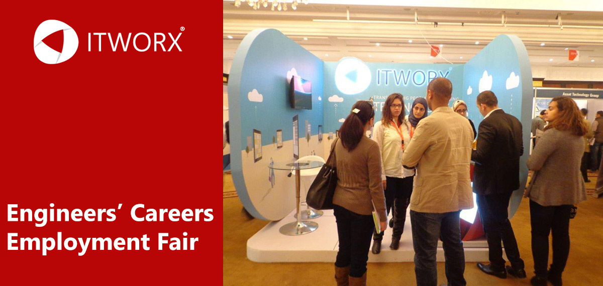 ITWORX at Engineers' Careers Employment Fair