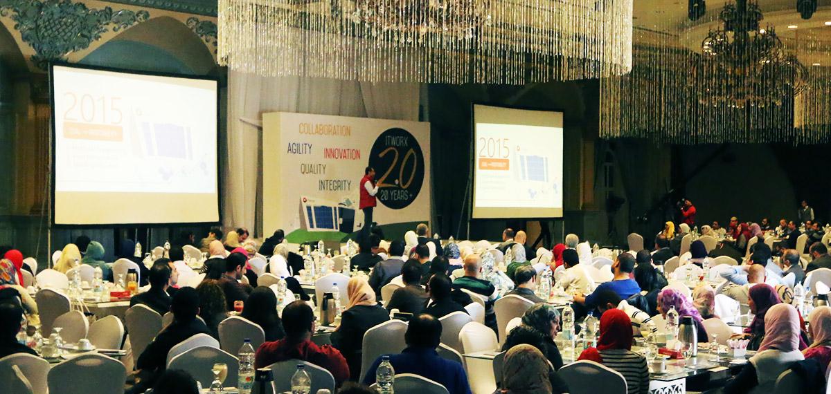 ITWORX Corporate Event 2015