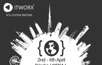 ITWORX is Eco-System Partner at Hacka {MENA} in Dubai from 2nd-4th April, 2015!