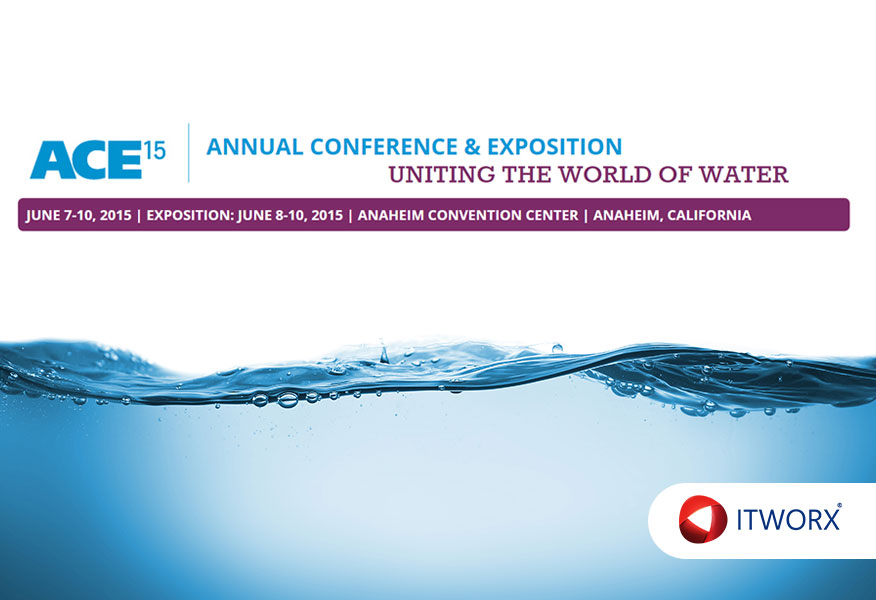 ITWORX participating at the American Water Works Association's Annual Conference & Exposition