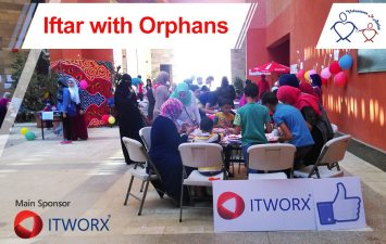 Iftar with Orphans at AUC
