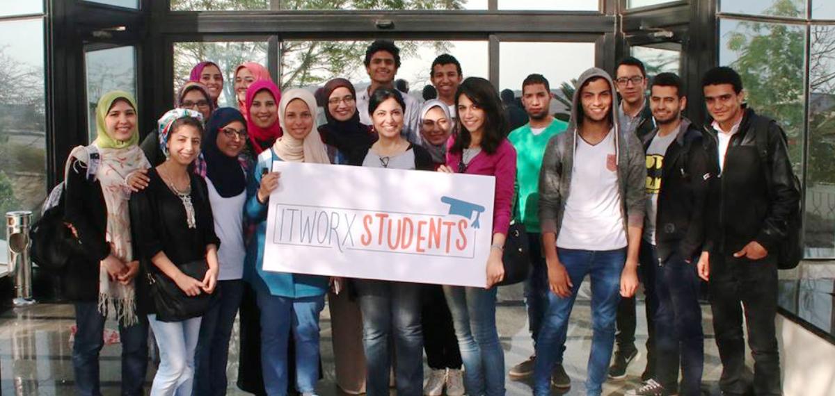 Women in Engineering – Helwan University