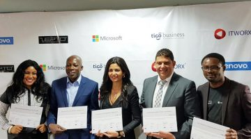 An Alliance with Microsoft, Tigo Business, Lenovo and Zepto marks ITWORX's expansion into Africa