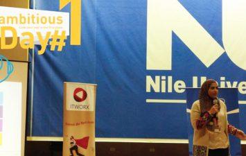 Boot-camp at Nile University