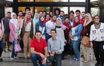 Tour inside ITWORX – British University