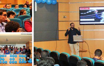 Career Guidance Seminar at AAST