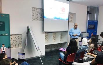 Microsoft Summer School 2017 at Microsoft HQ – New Cairo