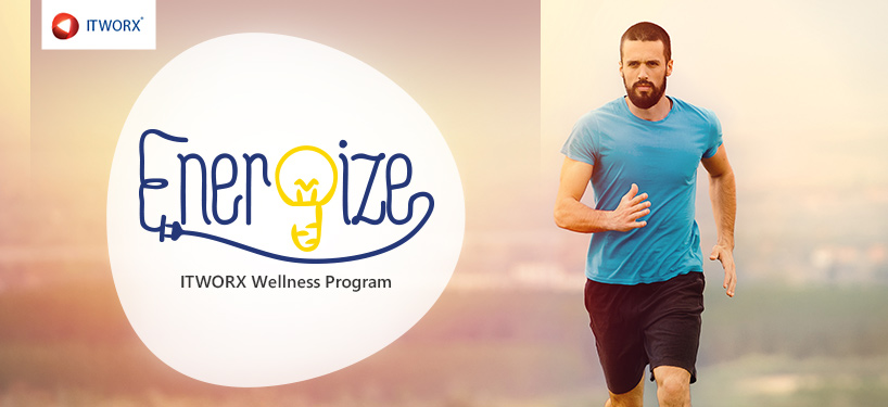 ITWORX is proud to announce the launch of ENERGIZE, our wellness program, which aims to promote healthy habits.