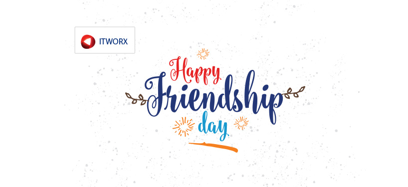 ITWORX celebrated the international friendship day on the 30th of July because we spend more time with our friends at work than anyone else.
