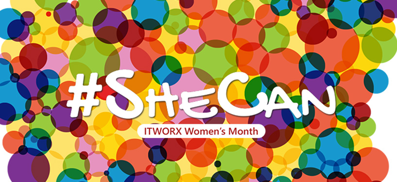 This March, ITWORX celebrated the women's contributions, by presenting multiple events specifically for ITWORX Women under the theme of #SHECAN.