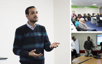 Big Data Workshop for Ain Shams University