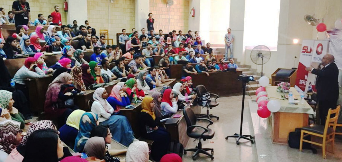 Helwan University – Career Guidance Sessions