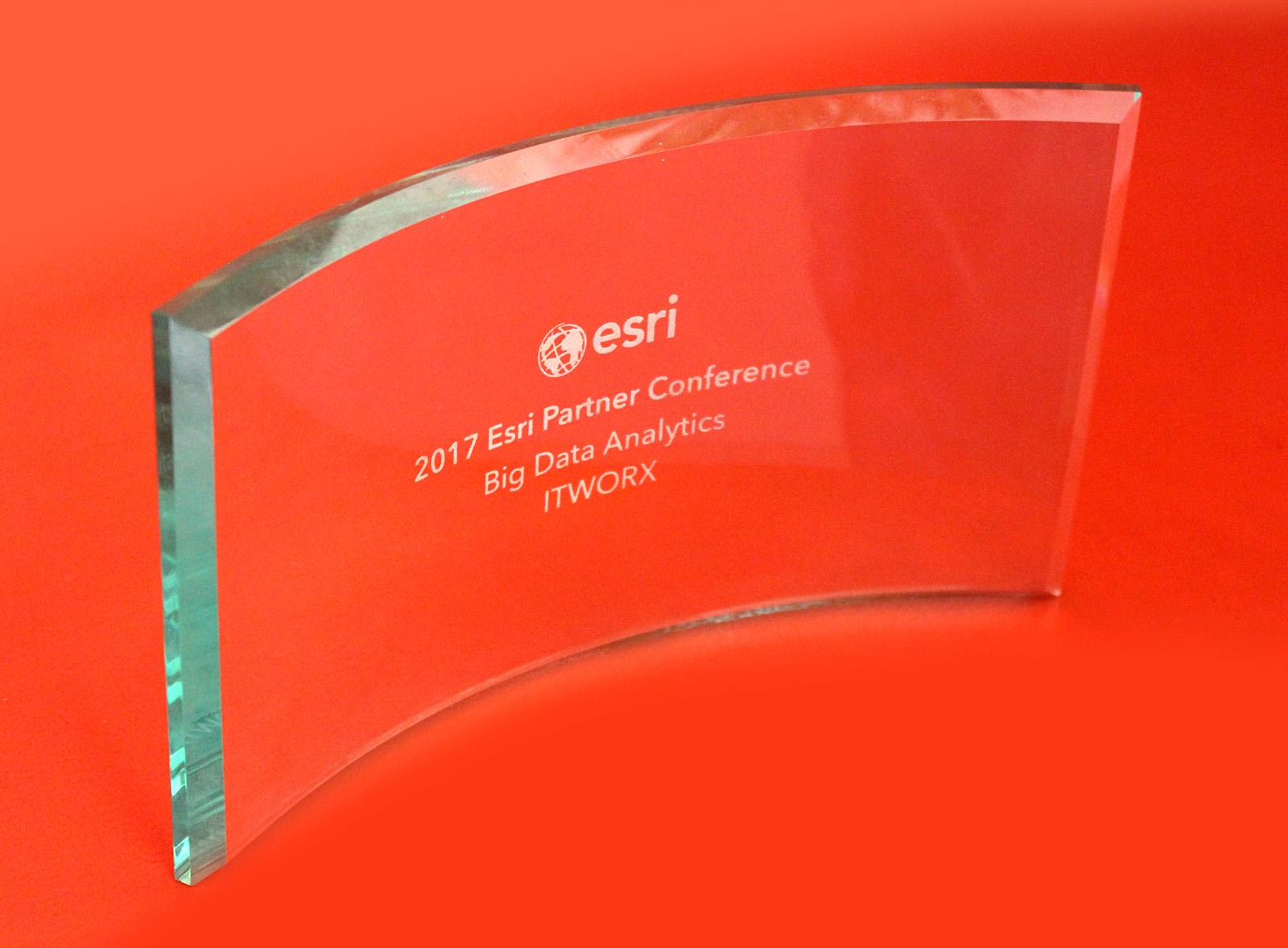ESRI_award_ITWORX