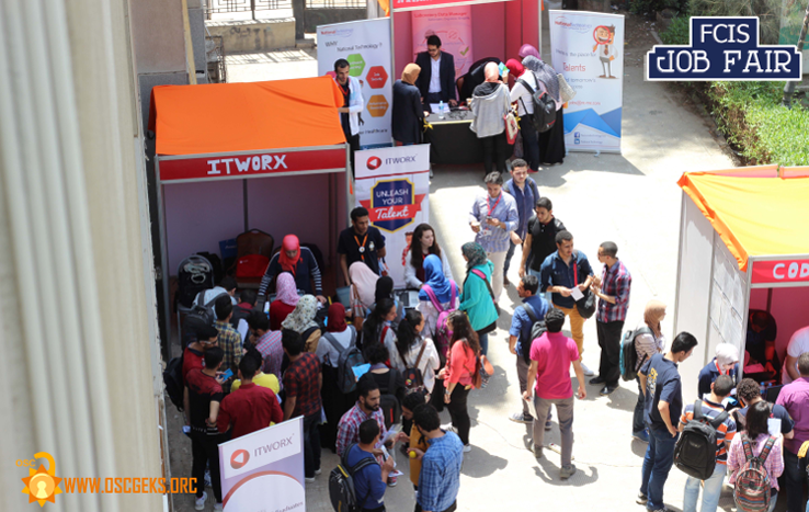 Ain Shams University Employment Fair
